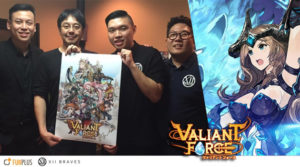 Composer Final Fantasy bergabung di Valiant Force