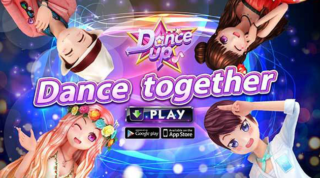 ClickFun Merilis Dance Up di Indonesia 5 November 2016