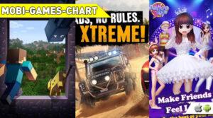 Mobile Game Chart7 November 2016