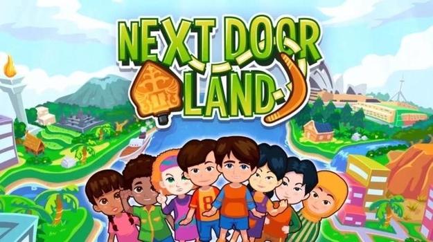 Next Door Land : Game Edukasi dari Bandung