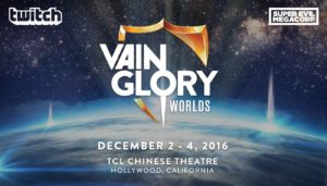 Intip VAINGLORY WORLD'S CHAMPIONSHIP 2016 Lewat Twitch