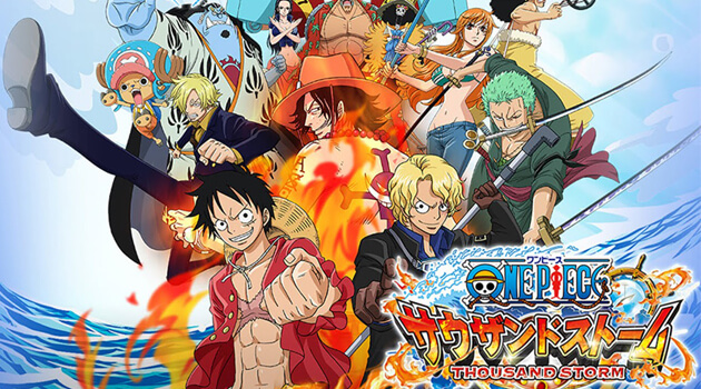 Pre-register One Piece: Thousand Storm dibuka, saatnya bermain bersama Luffy