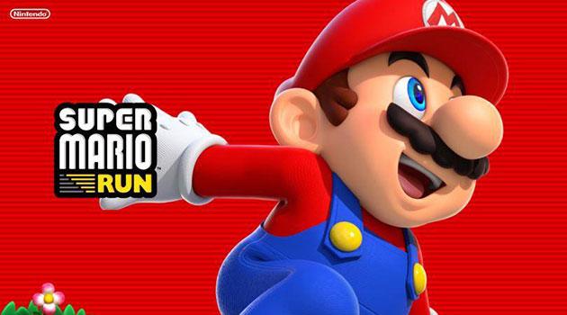 Super Mario Siap Berlari di Android