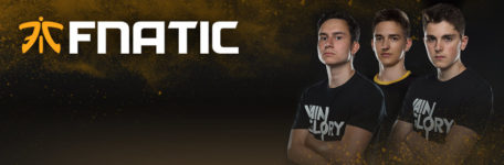 Esport FNATIC team