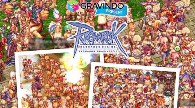 Booming RO Classic, Gravindo Siapkan Mobile Game Bertemakan RO.