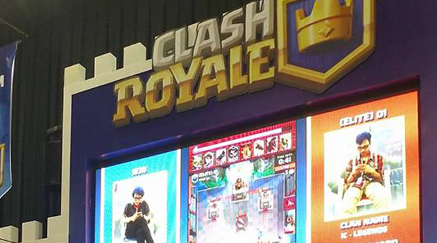 Berbekal 6000 Thropy, W3N Bawa Pulang 10 Juta dari Tournament Clash Royale di IGC 2017