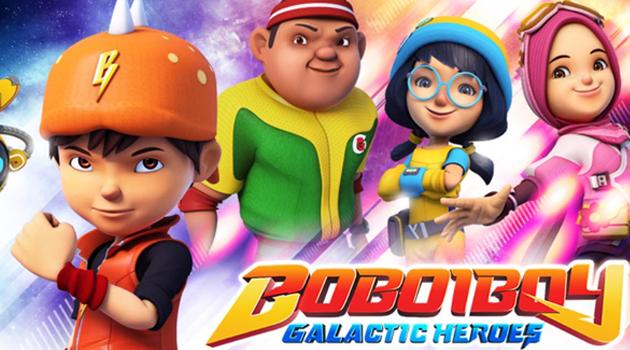 [PERS]BoBoiBoy: Galactic Heroes RPG Akhirnya rilis di Asia Tenggara
