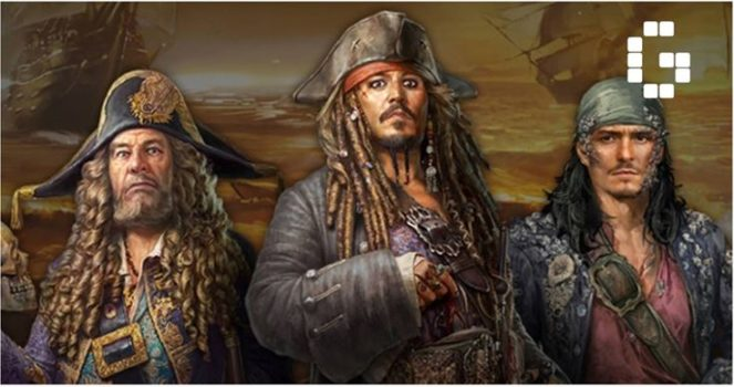 PIRATES OF THE CARIBBEAN: TIDES OF WAR UNTUK MOBILE