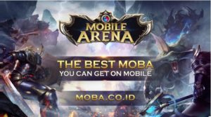 Mobile Arena Sudah Dapat diunduh di Playstore, Mainkan Sekarang Juga