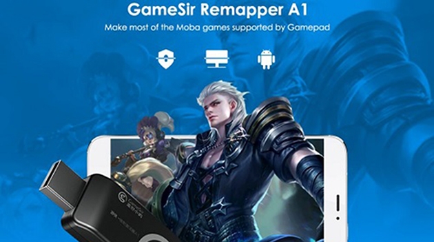 GameSir Remapper A1 Sensasi Bermain Game Android Dengan Gamepad