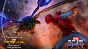 Spider-Man Kehadiran 5 Villain Terbaru pada Update Marvel Future Fight.