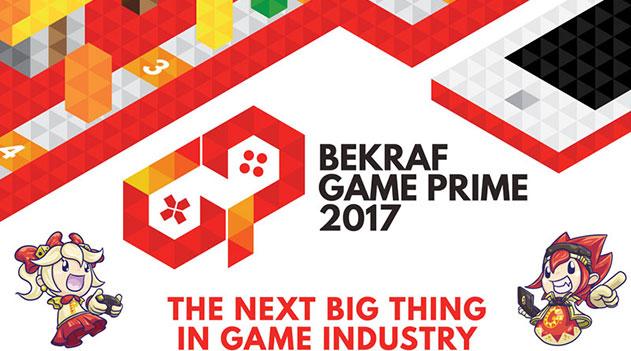 BEKRAF Game Prime 2017 dari Urusan Bisnis Sampai Nge-Game Seharian