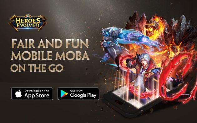 Heroes Evolved Diprediksi Menjadi mobile MOBA terbaik yang pernah ada!