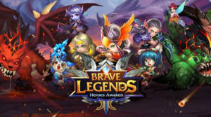 Brave Legends : Heroes Awaken, 3D ARPG yang super Hot Siap Rilis