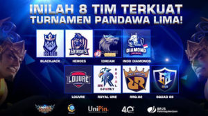 BPJS Ketenagakerjaan Gelar Grand Final Mobile Legends: Pandawa Lima Tournament
