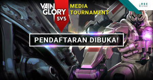 Mini Tournament Menyambut Big Update 5 versus 5 di Vainglory