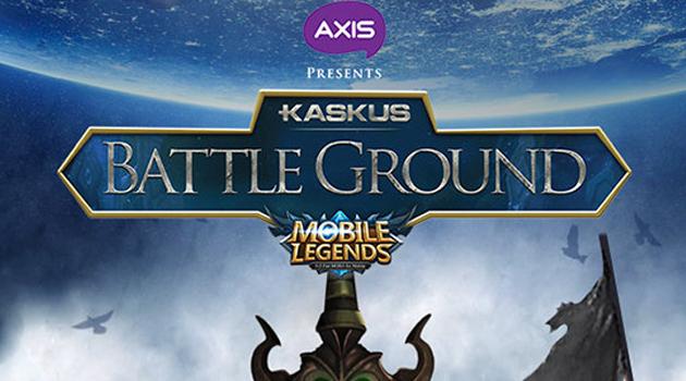 Turnamen Mobile Legends – KASKUS Battleground