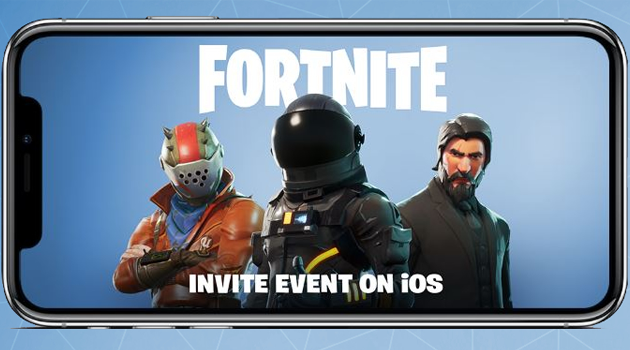 Fortnite Siap Meramaikan Genre Battle Royale di Mobile Device,