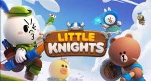 LINE Little Knights Telah Rilis, Saatnya Bermain Strategi Simulasi Kasual di Hapemu