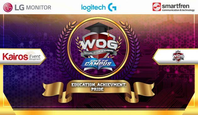World of Gaming Goes To CampusHadir Kembali di Kota-Kota Besar di Indonesia