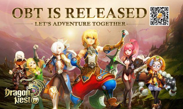 Hype Abis, Dragon Nest Mobile Launching OBT April ini