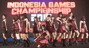 Indonesia Games Championship 2018, Membakar Semangat Penggiat eSport Indonesia