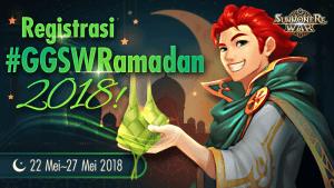 Hai pemain Summoner Wars! Yuk ikutan Event Bukber #GGSWRamadan 2018!