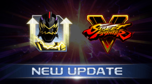 Power Rangers Legacy War kolaborasi dengan Street Fighter V