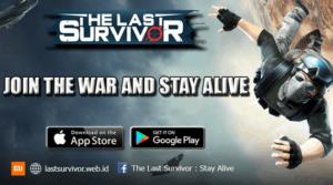 Join The War di game The Last Survivor : Stay Alive dari Winner Interactive