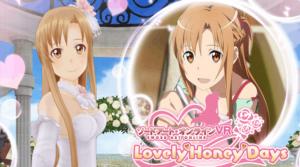 Berkencan dengan Waifu impian, Asuna dari Sword Art Online dengan VR