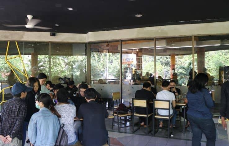 Coffee Toffee Gandeng HIGO SPOT adakan MOBILE LEGENDS BIG VERSUS