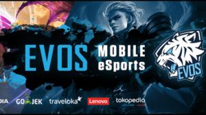 Evos Mobile eSport Team, Jaya di AoV, tersandung skin di Mobile Legends