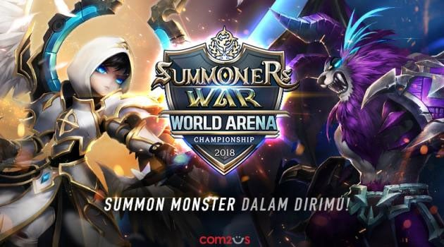 Bersiaplah ke Korea bersama Summoner Wars World Championship 2018