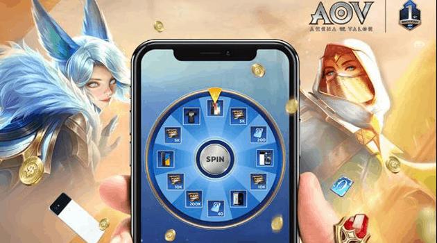 Tidak Jadi Menang Razer Phone, AOV Umumkan Bug Tampilan Pada Event Spin