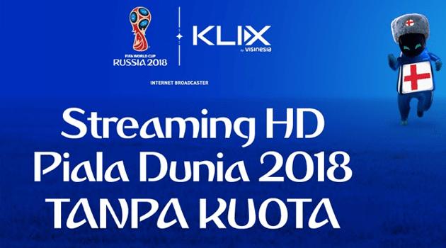 Download Dua Aplikasi Resmi Nonton Live Streaming Piala Dunia 2018