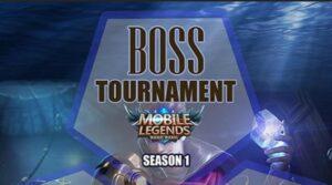 [Turnamen]Mobile Legends BOSS TOURNAMENT SEASON 1