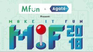 Mfun dan Agate Gelar Kompetisi Pengembangan Gim 'Make It Fun' 2018