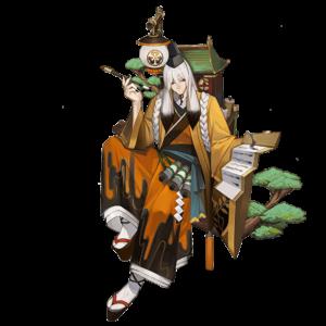 Shikigami SR Baru Onmyoji, Bukkuman Sang Penulis Pengembara!