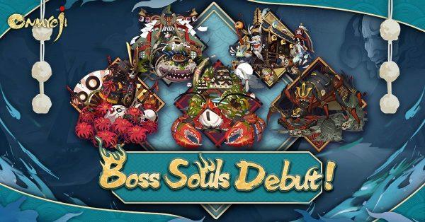 """⭐Fitur Baru """"Boss Souls"""" dan Secret Zone Baru Hadir di Game Onmyoji!⭐"""