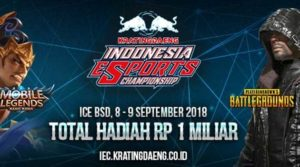 38 Team eSports siap rebut hadiah Milyaran Rupiah di KRATINGDAENG IEC 2018