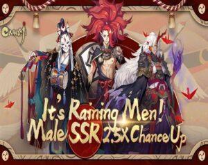 Summoning Event Shikigami SSR , Skin dan Update Terbaru Onmyoji!