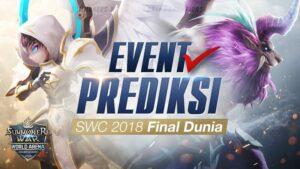 Summoner Wars Final Dunia SWC 2018 Segera Hadir, Ayo Tebak Juaranya