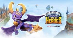 """Activision dan Com2uS Siap Luncurkan """"Skylanders™ Ring of Heroes"""" Secara Global"""