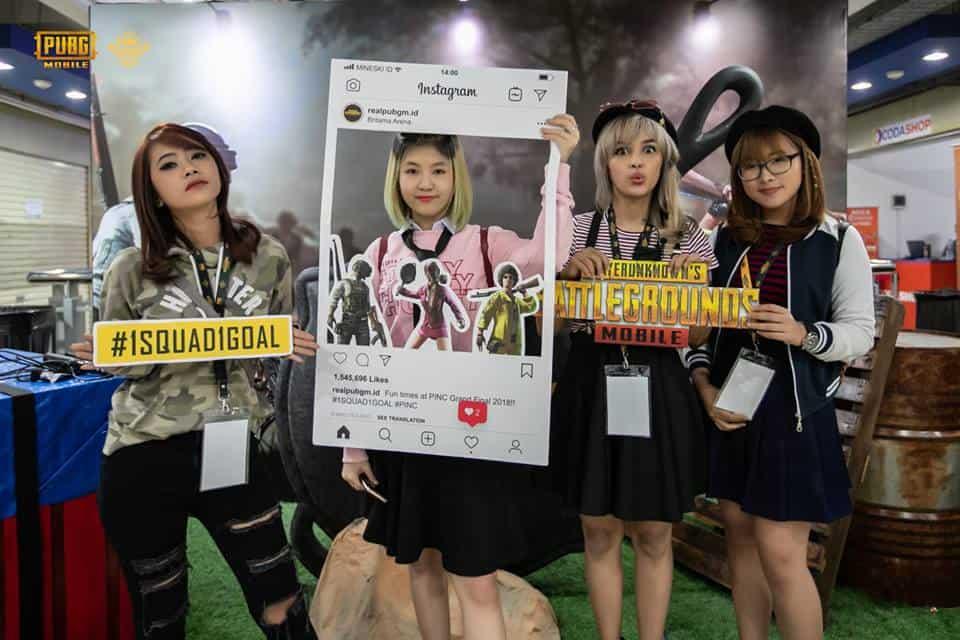 PUBG MOBILE INDONESIA CHAMPIONSHIP