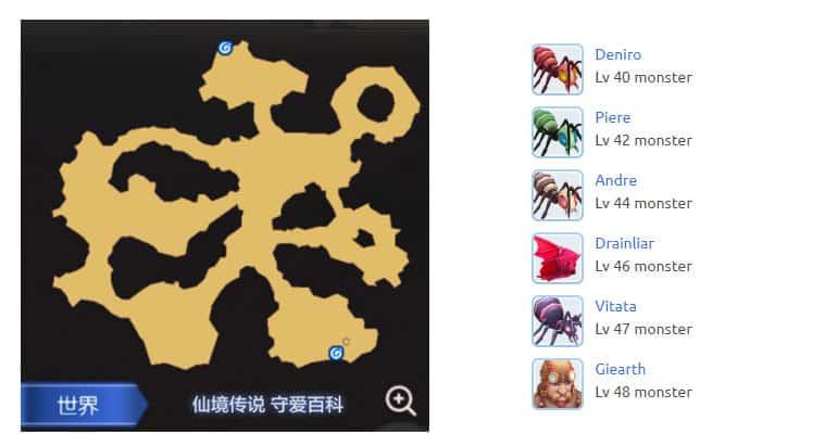 Ant-Hell-Map-Ragnarok-M-Eternal-Love