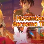 Event Thanksgiving di Ragnarok M Eternal Love, Ini Cheat Sheet nya