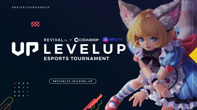 Grand Final LEVEL UP!  Mobile Legends Esports Tournament
