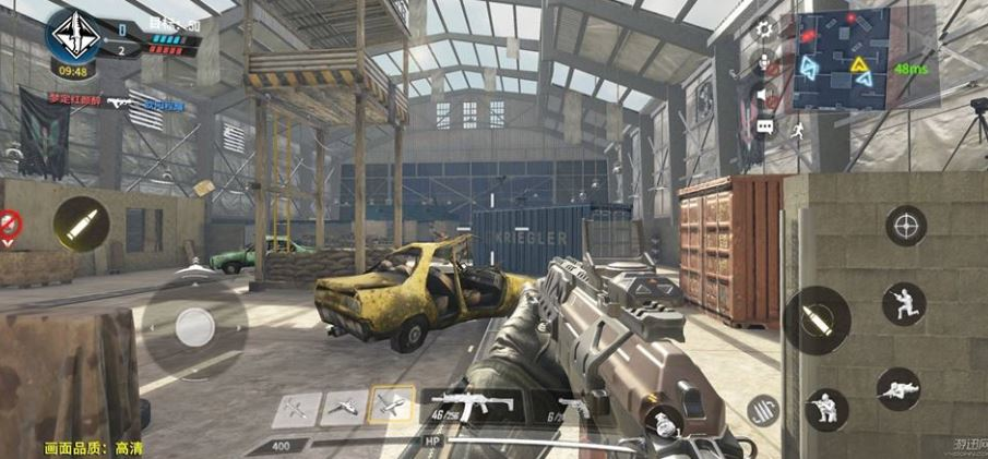 call of duty mobile game tencent activision