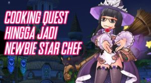 Tips Cooking Quest di Ragnarok M Hingga Jadi Newbie Star Chef