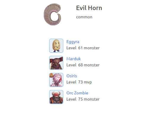 evil-horn ragnarok m eternal love